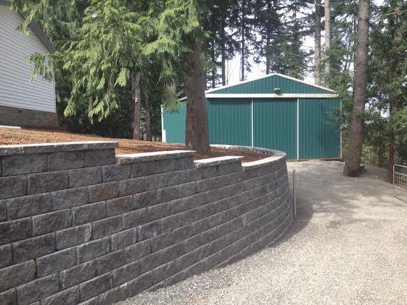 Retaining Wall Gresham, Or