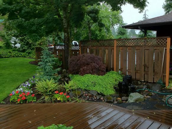 landscape renovation Troutdale
